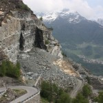 Italian Serpentino Quarry