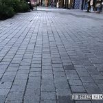 Grey sukabumi cobblestone for driveway and footpath 10x10 cm.